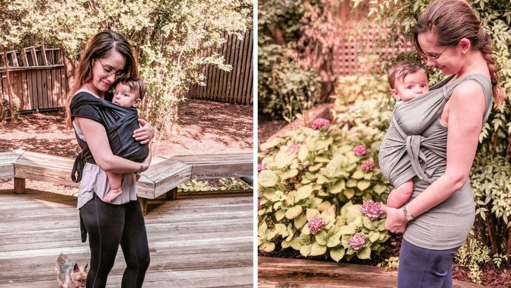 The best baby carrier that's comfortable and easy to use