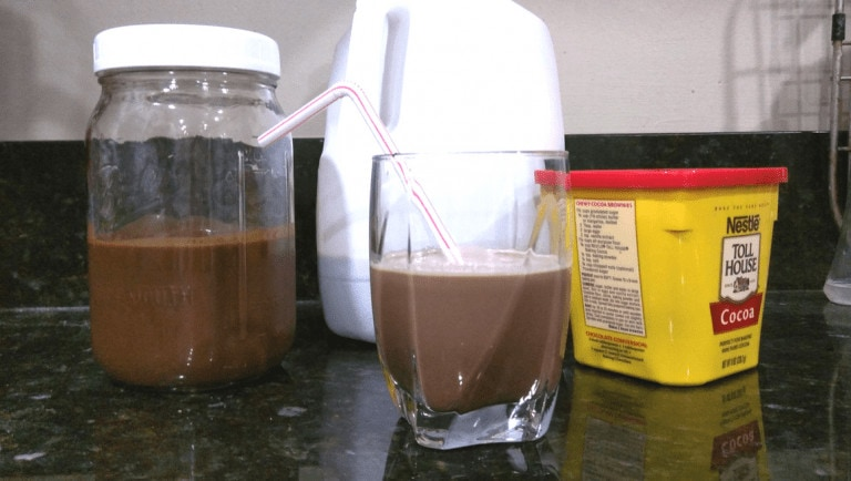 Best Tasting Homemade Chocolate Syrup Recipe