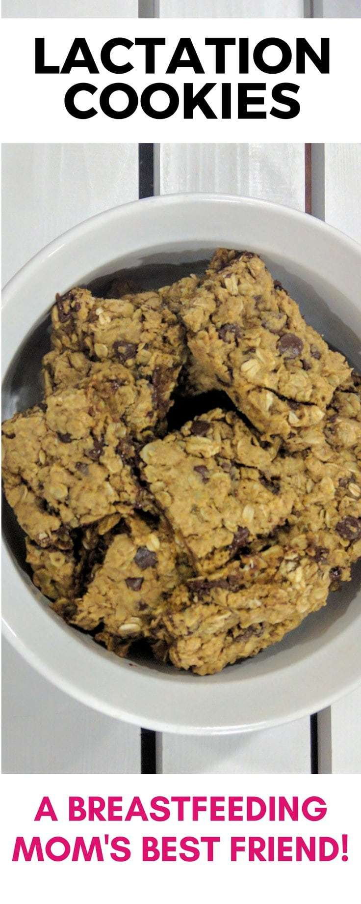 Increase milk supply foods don't have to taste bad! You will love this lactation cookie recipe for low milk supply in moms who are breastfeeding! Easy Lactation Cookies Recipe!