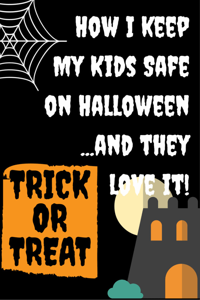 Two non-food related halloween safety tips you need to read to keep your kid(s) safe while trick-or-treating! Including the safety product you would never have guessed!