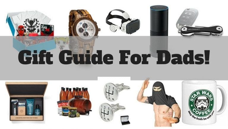 """Top Gifts For Men Who """"Don't Want Anything"""" – A Gift Guide for Dads"""