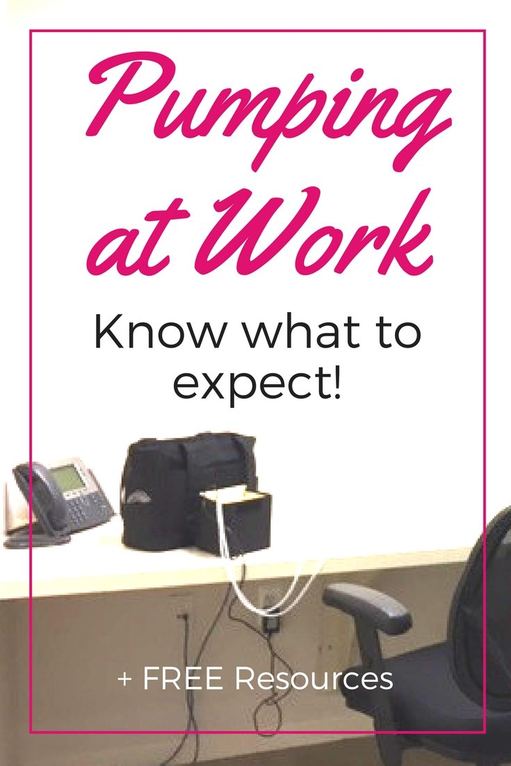 Are you going to breastfeed and will need to pump? Are you about to go back to work? Read this post with everything you need to know to prepare for pumping at work! Plus tips and freebies with a pumping schedule and a calculator. Long detailed post so repin for later!