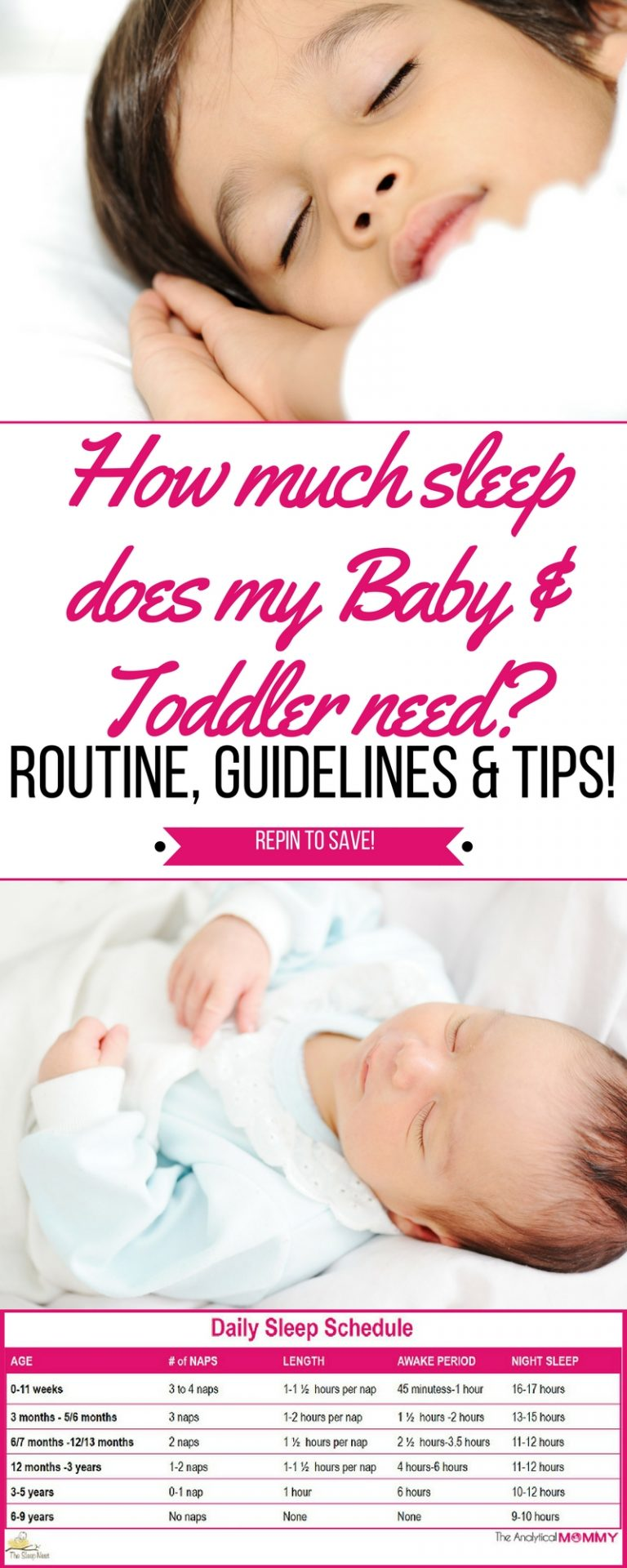 Great post on baby sleep training,, baby sleep schedule, sleep tips and guidelines and more! Actually it's for babies AND toddlers! Click to read and repin to save and share!