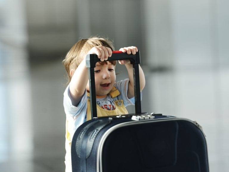 how to travel with your baby. How to go on vacation with your toddler