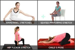 pregnancy-stretches