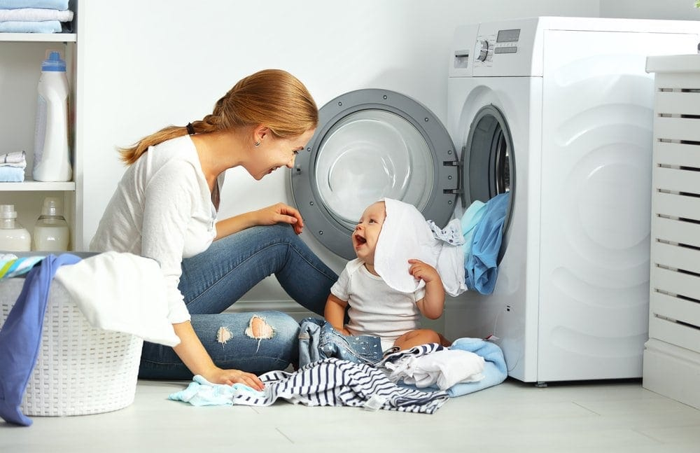 Laundry Tips For Big Families