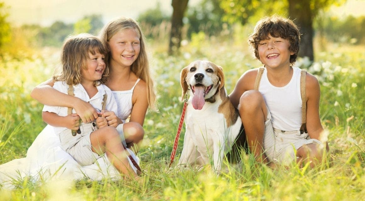 How Getting a Dog Will Teach Your Child Responsibility