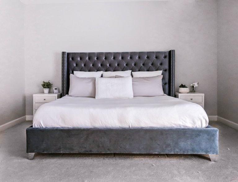 Kid-Friendly Contemporary Master Bedroom