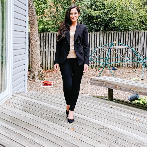 what to wear to work after maternity leave