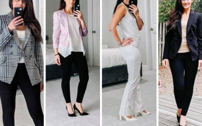 Back To Work Clothes After Baby – Postpartum Work Clothing Ideas