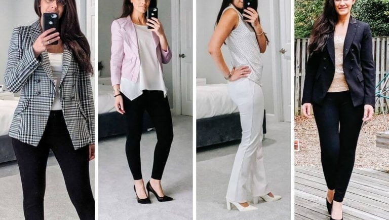 Back To Work Clothes After Baby – Postpartum Fashion Clothing Ideas