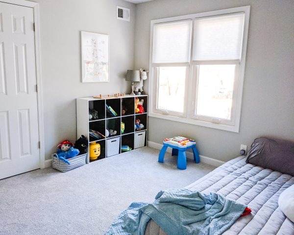 how to decorate a toddler room