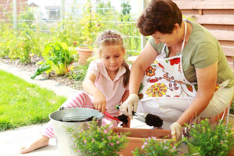 Super Fun Gardening Activities with Kids