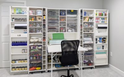 CreateRoom DreamBox Review + Coupon!: How To Organize Your Craft Room