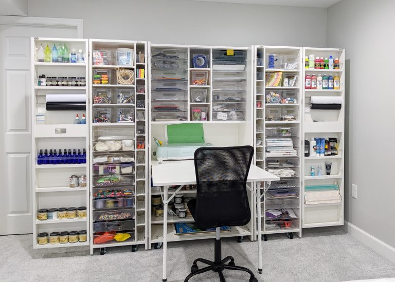 Create Room DreamBox Review + Coupon! How To Organize Your Craft Room Easily