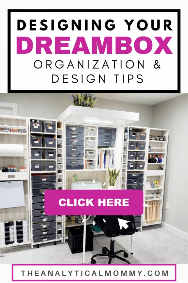 DreamBox Storage Unit Pin Image for Pinterest