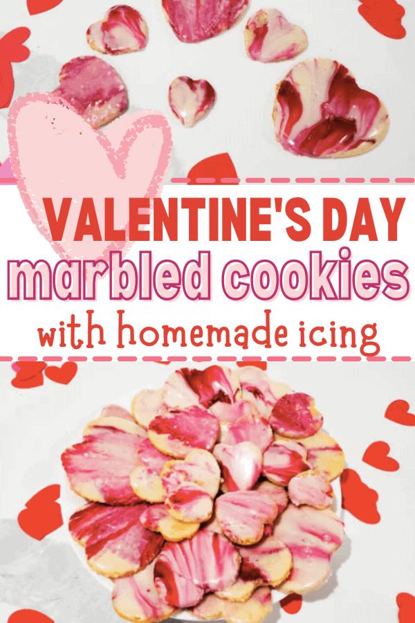 marbled sugar cookie recipe