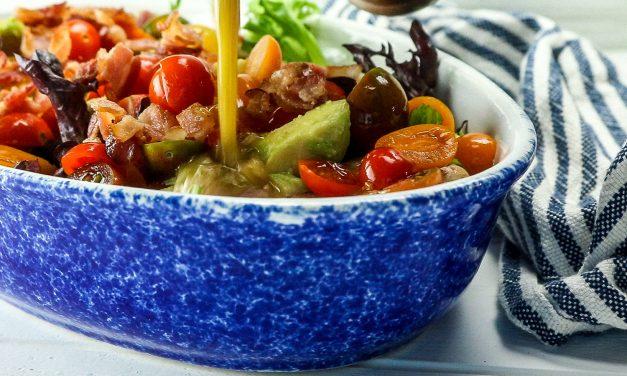 Healthy 30 Minute Instant pot Chicken & Avocado Salad