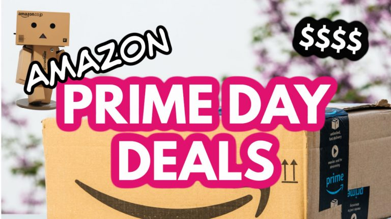 Amazon Prime Day 2021 – Curated Deals for Crafters and Moms